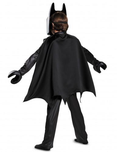 Disfarce de luxo Batman LEGO® Movie criança-2