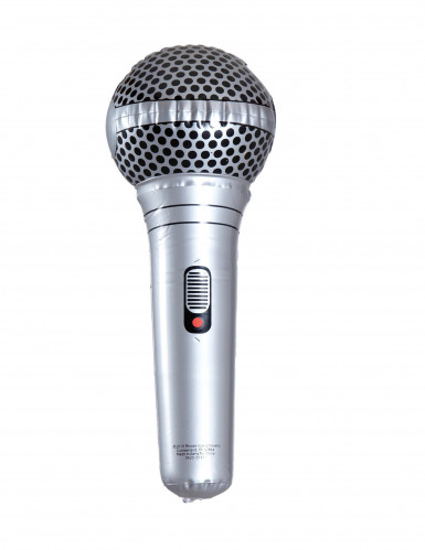 Microfone insuflável 25 cm-1