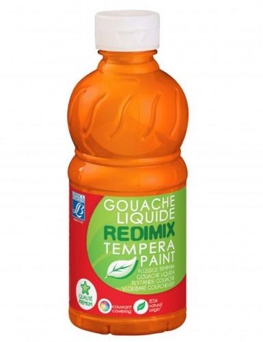 Guache líquido cor-de-laranja 250 ml Lefranc & Bourgeois©