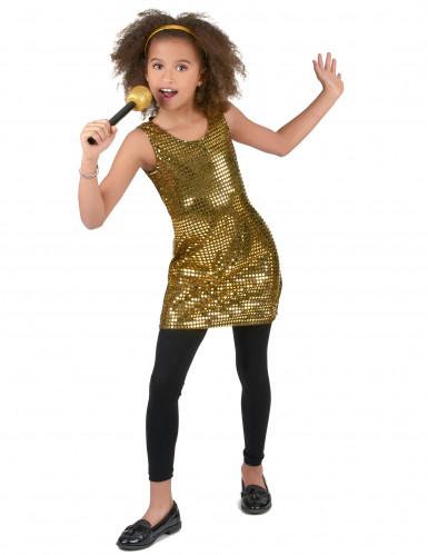 Disfarce disco lantejouas douradas menina-1