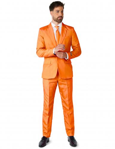 Fato Mr. Solid cor de laranja homem Suitmeister™