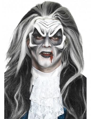 Prótese em mousse látex vampiro adulto Halloween-2