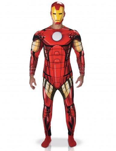Disfarce luxo Iron Man Avengers™ adulto