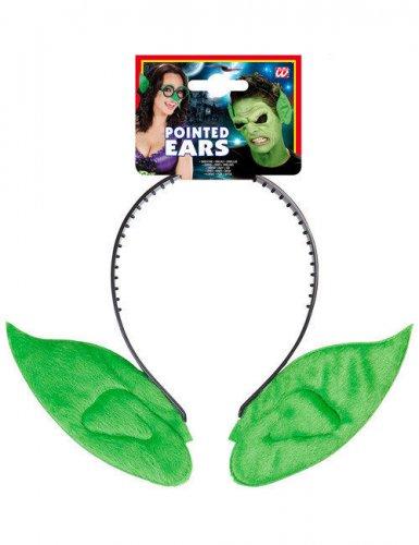 Bandolete orelhas verdes de duende adulto