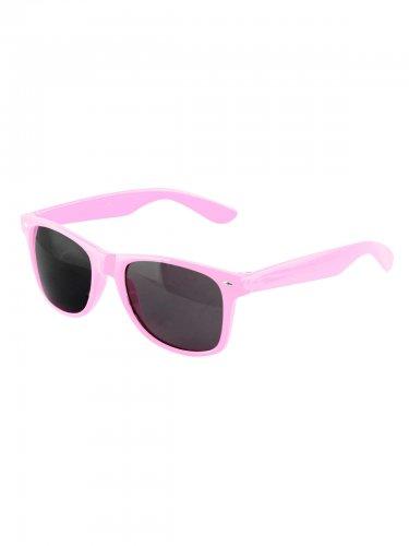 Óculos anos 50 cor-de-rosa