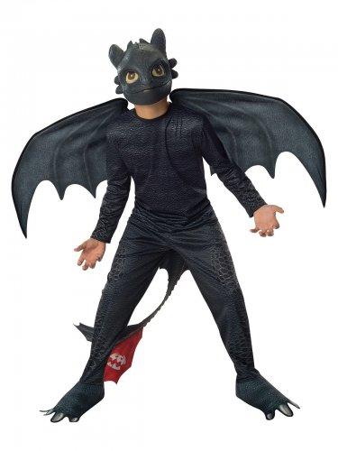 Disfarce Dragão Cavaleiro Como treinares o teu Dragão™ criança