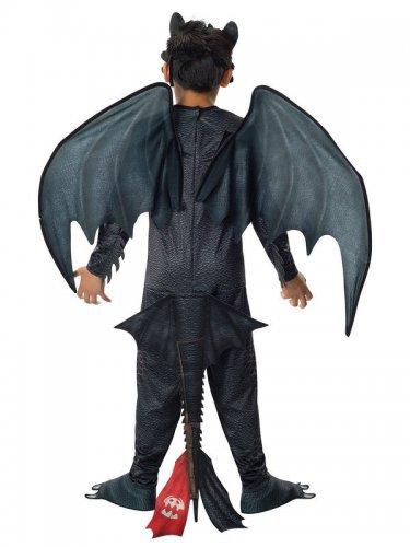 Disfarce Dragão Cavaleiro Como treinares o teu Dragão™ criança-1
