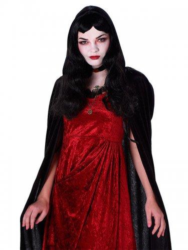 Disfarce bruxa vampira Halloween-1