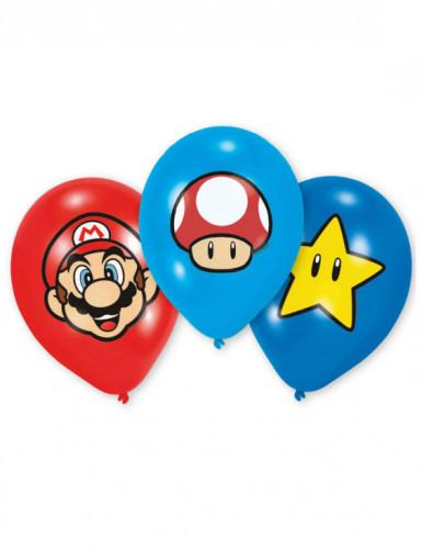 6 Balões Super Mario™