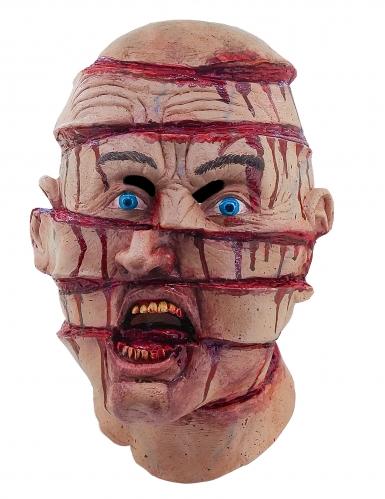 Máscara cabeça cortada adulto