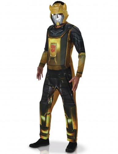 Disfarce Bumble Bee™ Transformers™ Luxo adulto