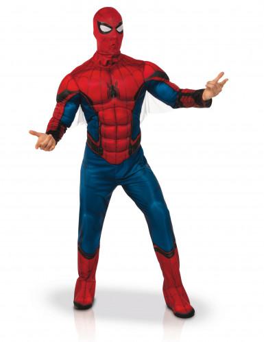 Disfarce Spider-Man™ Homecoming luxo adulto