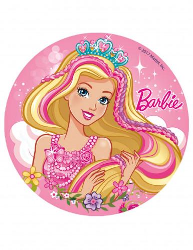 Folha de açúcar Barbie™ 16 cm