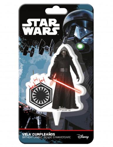 Vela de aniversário Star Wars VII™-1