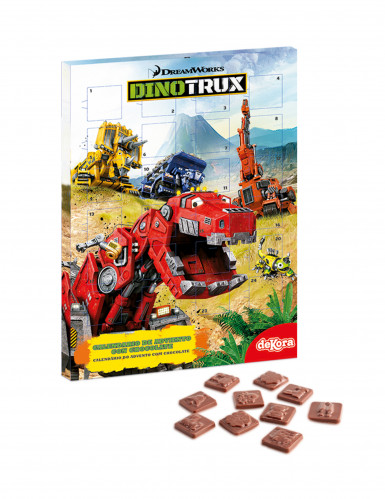 Calendário do advento de chocolate Dinotrux™