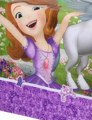 Toalha de plástico Princesa Sofia e o unicórnio™-1
