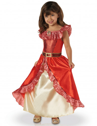 Disfarce luxo Elena de Avalor™ menina