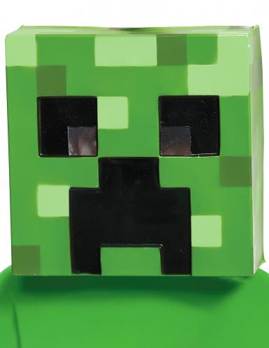 Máscara Creeper Minecraft™ - criança