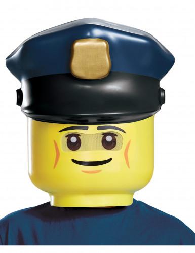 Máscara policia LEGO® criança