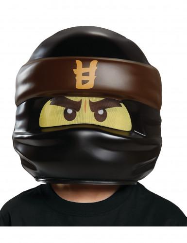 Máscara Cole Ninjago® LEGO® criança - o filme