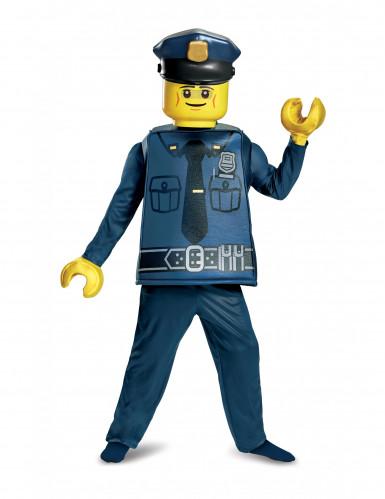 Disfarce luxo policia LEGO® criança