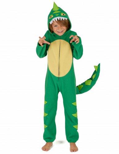 Disfarce de Dinossauro criança