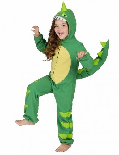 Disfarce de Dinossauro criança-3