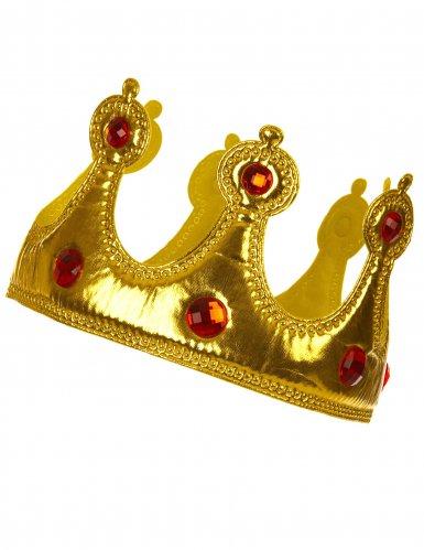 Coroa macia dourada - adulto