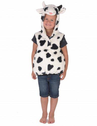 Disfarce vaca criança-2