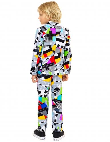 Fato Mr. Technicolor criança Opposuits™-1