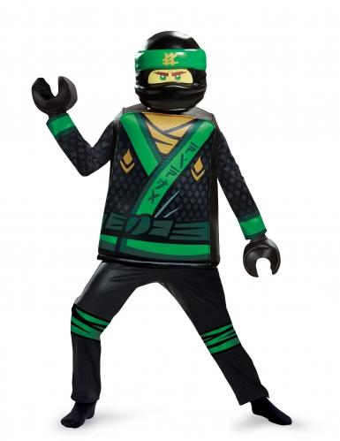 Disfarce deluxe Lloyd Ninjago™- LEGO® criança-1