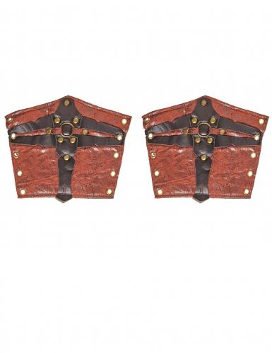 Protetores braços soldado romano-1