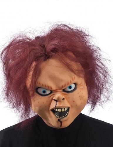 Máscara boneca terrível adulto Halloween