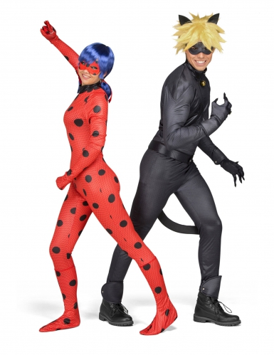 Disfarce Lady Bug Miraculous™ adulto-2