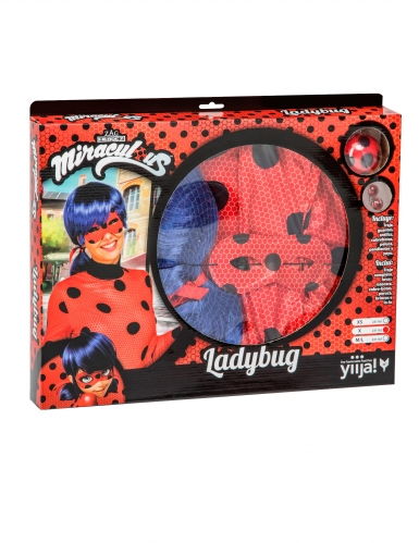 Disfarce Lady Bug Miraculous™ adulto-3