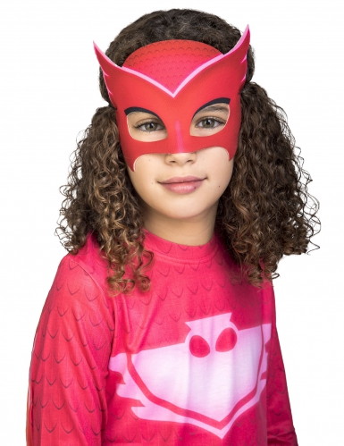 Disfarce Bibou Owlette Pj Masks™ criança-4