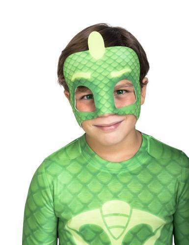 Disfarce Gluglu Gekko Pj Mask™ criança-3