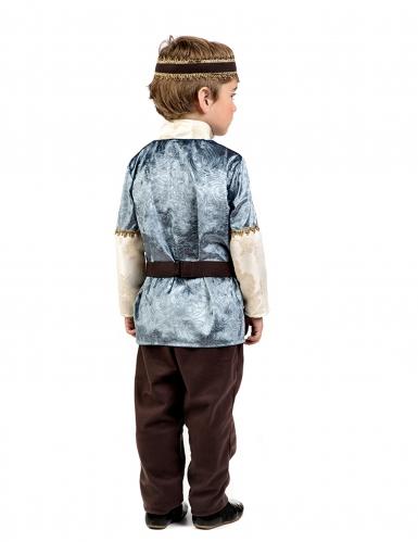 Disfarce príncipe medieval menino-1