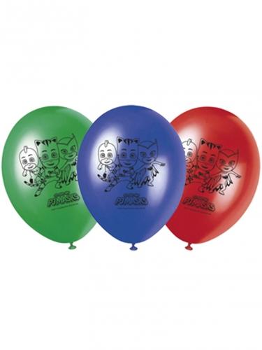 8 Balões Pj Masks™