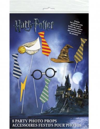 Kit photobooth 8 acessórios Harry Potter™-1