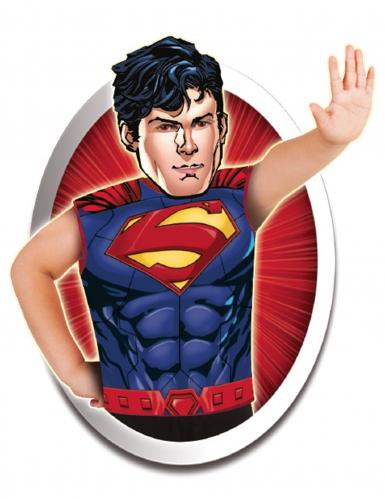 T-shirt e máscara Superman™ criança
