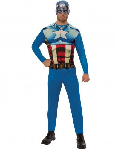 Disfarce Captain America ™ adulto