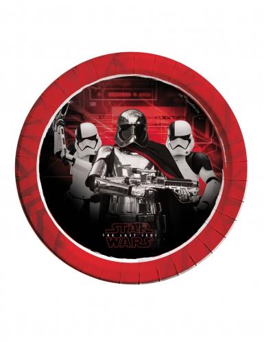 8 Pratos Star Wars VIII The Last Jedi™