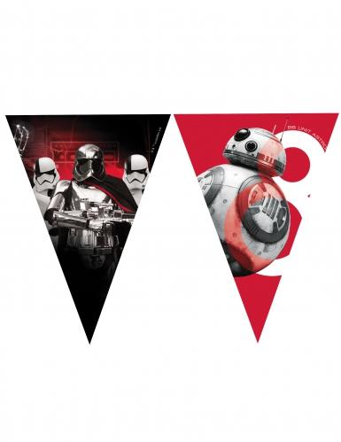 Grinalda de bandeirolas Star Wars VIII The Last Jedi™