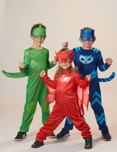 Disfarce Catboy Pj masks™ criança-1