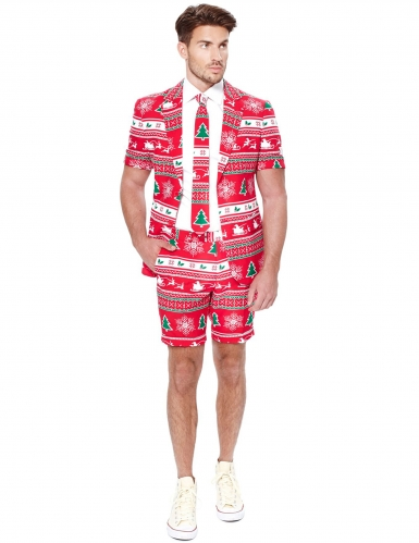 Fato de verão Mr. Winter Wonderland homem Opposuits™