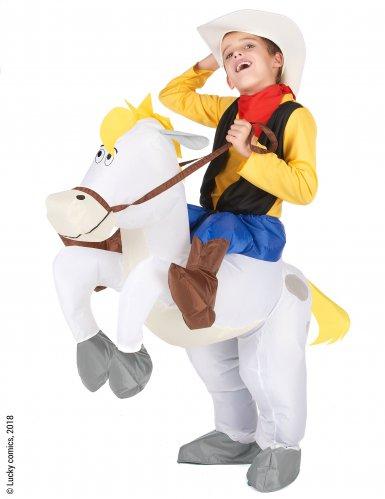 Disfarce Carry me Jolly Jumper criança - Lucky Luke™