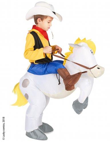 Disfarce Carry me Jolly Jumper criança - Lucky Luke™-1