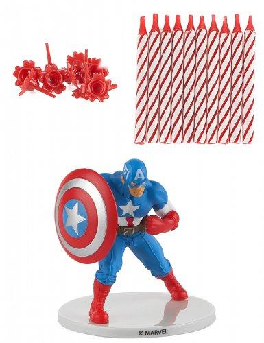 Kit aniversário Captain America™