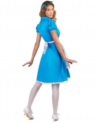 Disfarce Alice no País das maravilhas mulher-2